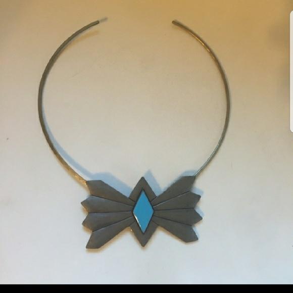 Jewelry - The2Bandits Silver choker